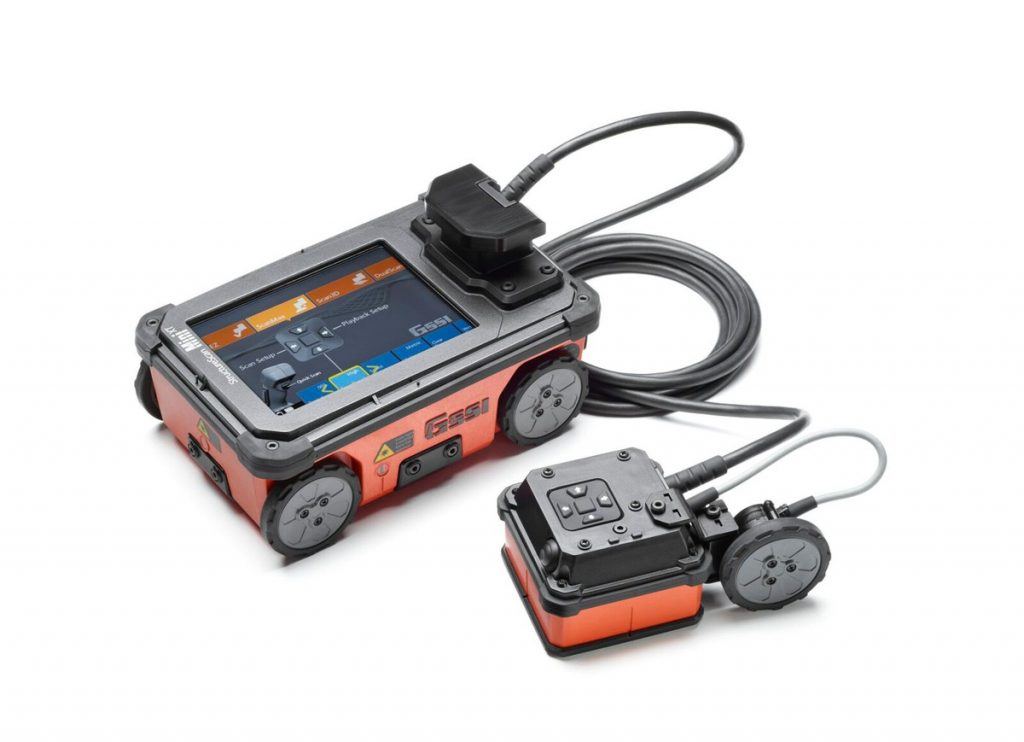 GSSI Showcases It's Latest GPR Technology at World of Concrete 2018