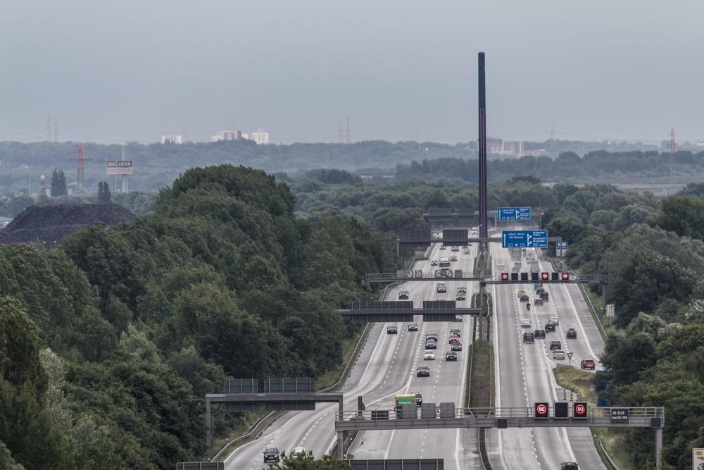 German Motorway - Photo by Alexander Svensson