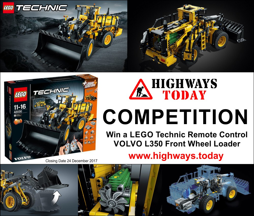 Highways Today 2017 Xmas Competition