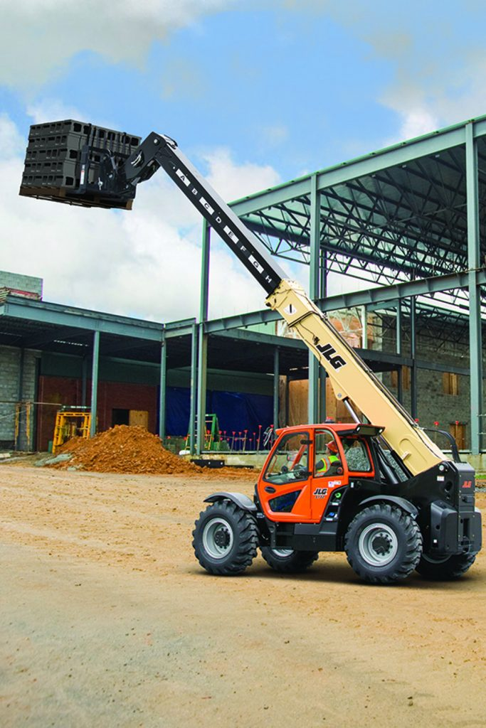 JLG Telehandlers and smartload technology capture RER Innovative Product Awards