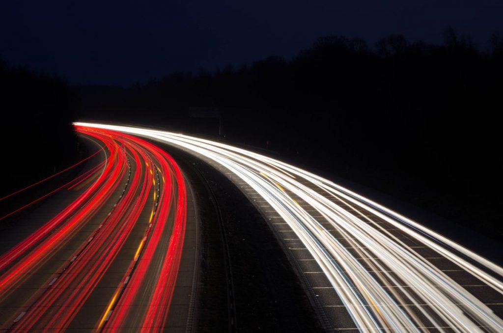 Motorway - Photo by Kamil Solina