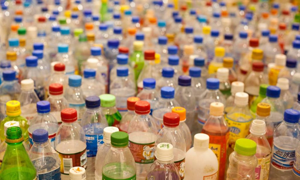Plastic Waste - Photo by Tom Page