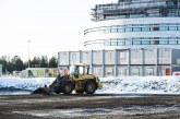 Volvo CE continues the Megaproject story – Moving the city of Kiruna