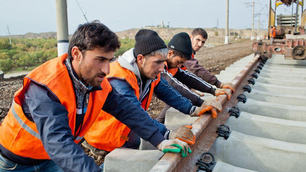 ADB approves US$400m to modernise Azerbaijan's North-South Railway Corridor