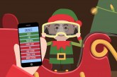 Santa backs Highways England call for motorists to check their vehicles this Christmas
