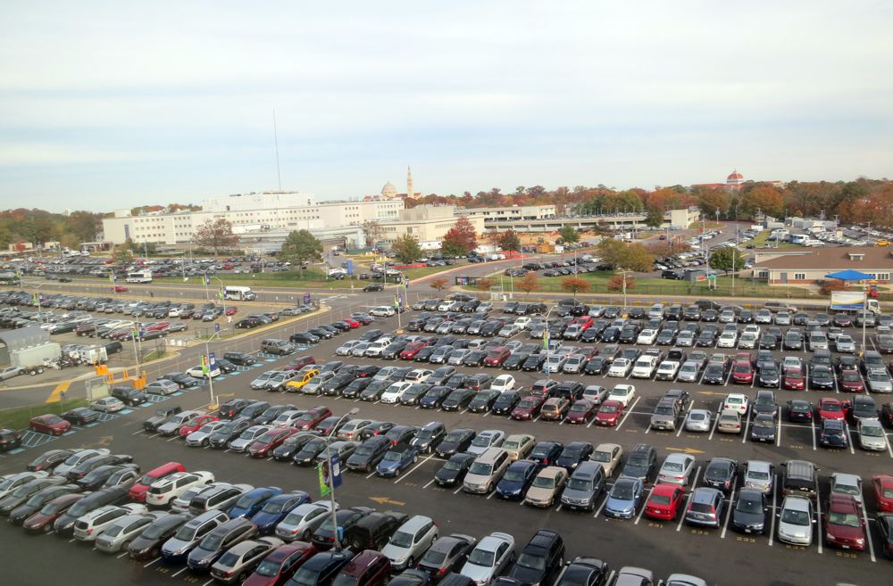 Can hospital parking be a collaborative solution?
