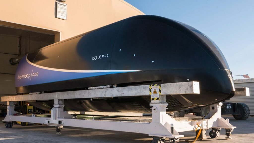 Virgin Hyperloop One Names Richard Branson Chairman, Closes $50 Million of Financing, and Sets New Speed Record