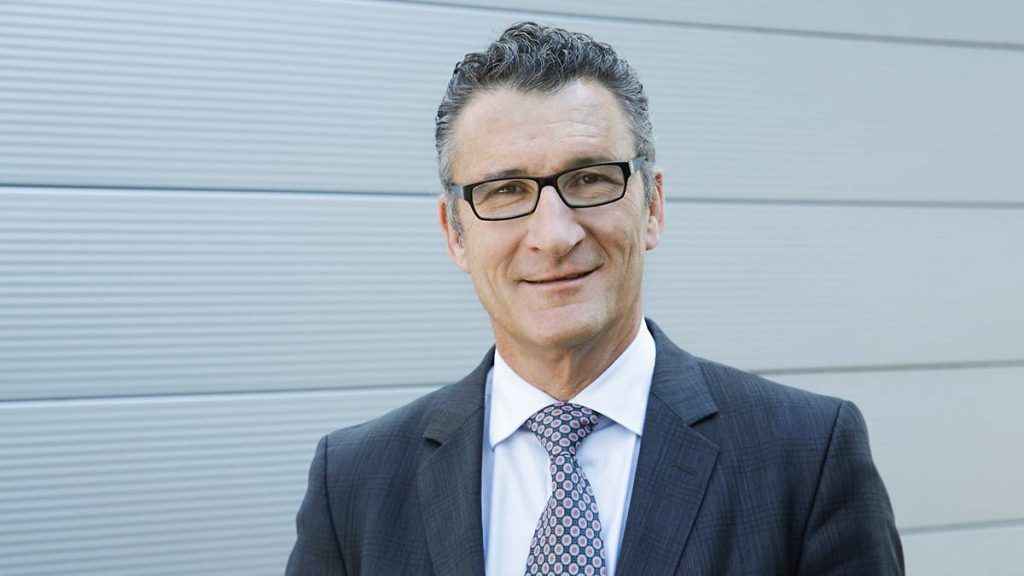 Dr. Rudolf Huber, today's Chairman of the Advisory Board will take over the newly created position as CEO.