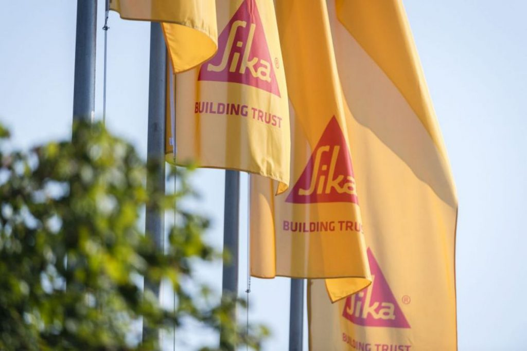 SIKA builds stronger Northern America and Latin America operations while expanding into Mexico