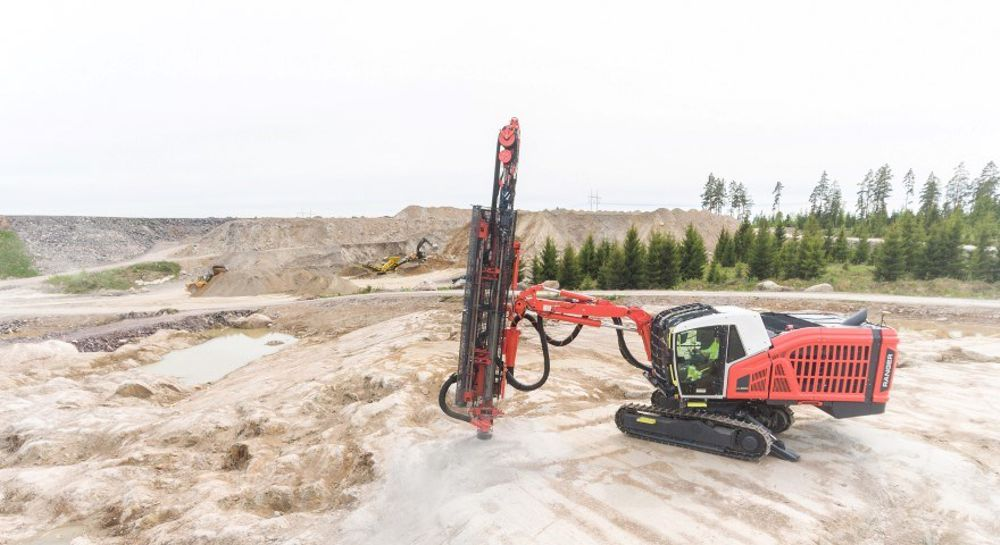 Sandvik pushes the boundaries with the Ranger DXi series