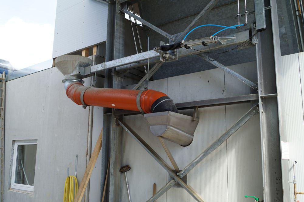 SMM Sonderbau commissions a new CBS 100 SL Elba concrete mixing plant