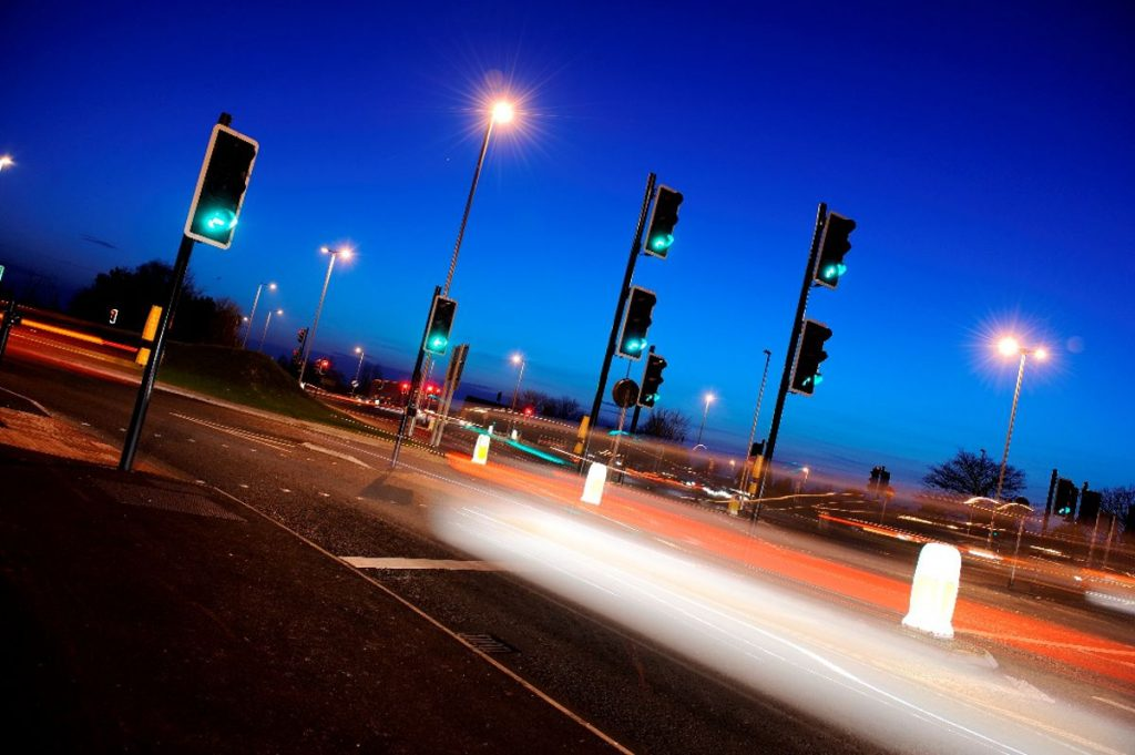 Siemens unveils all-new passively safe traffic signal poles