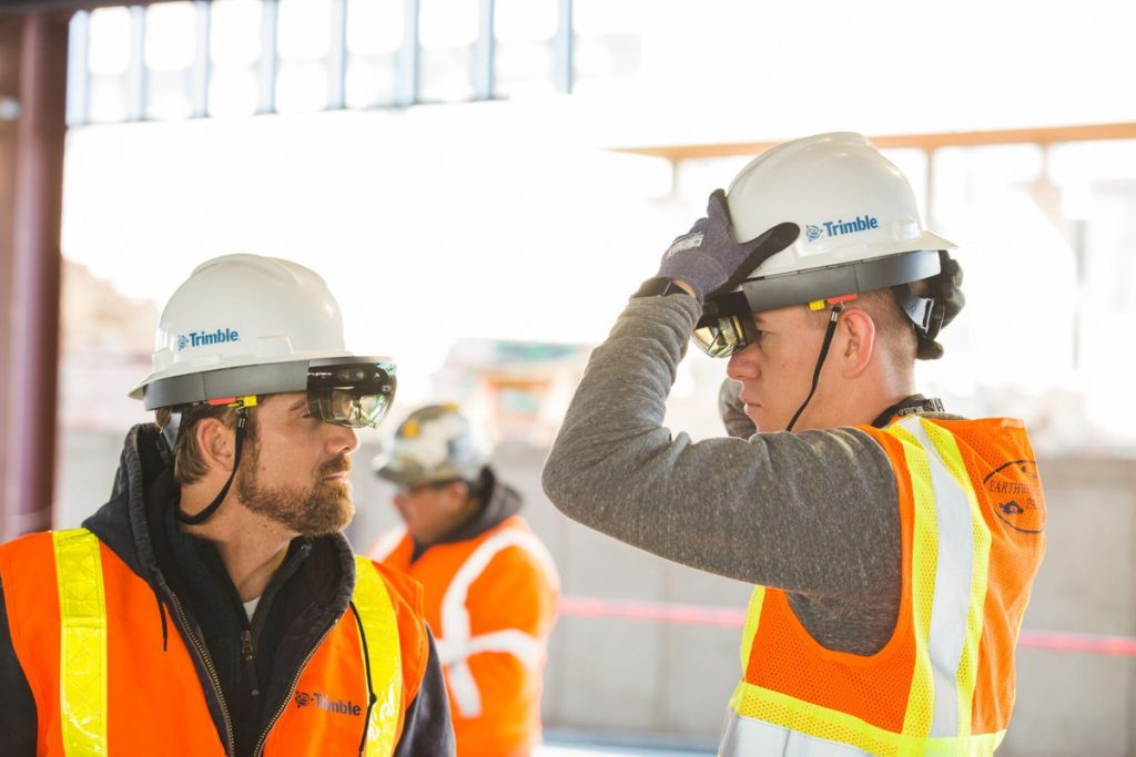 Trimble introduces Trimble Connect for HoloLens construction AR solutions