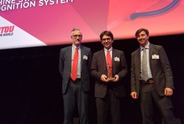 Manitou Group wins Equipment and Material Prize at the Intermat Innovation Awards