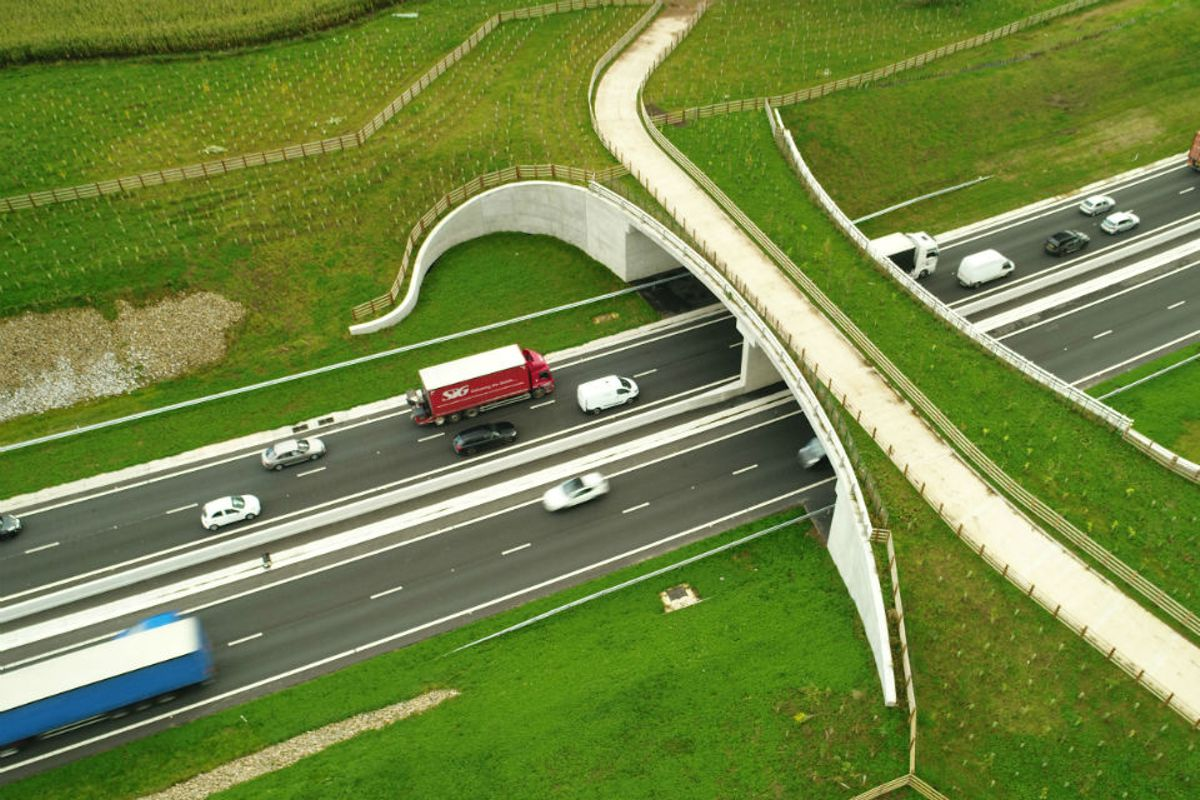 Highways England announces new people centric road design principles