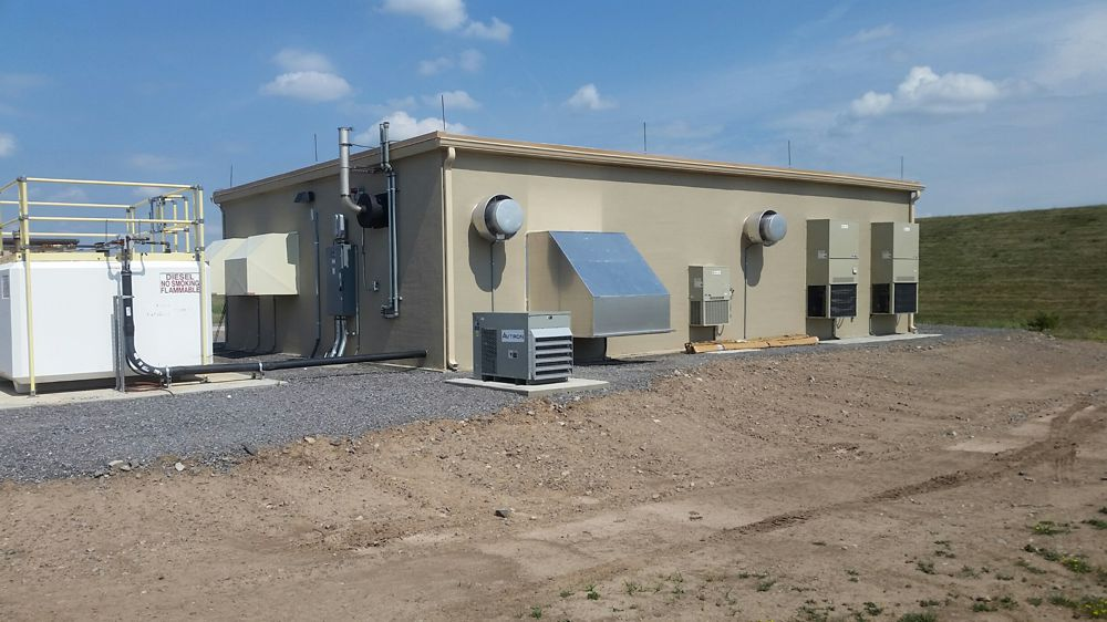 Oldcastle Precast Wall Panel System used at Buffalo
