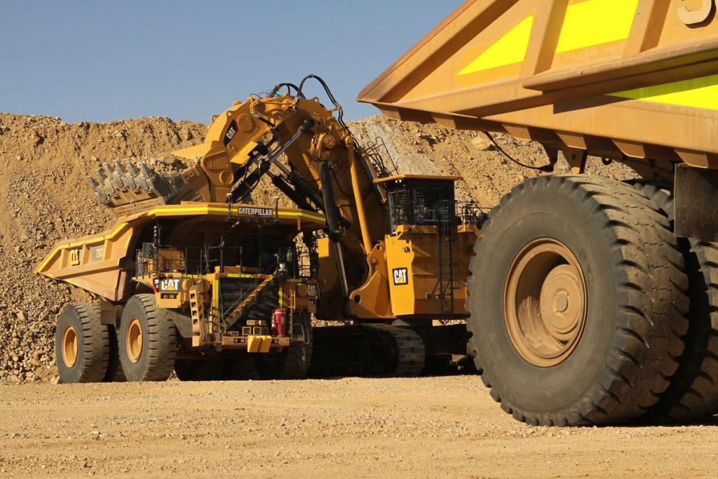 Caterpillar haulers retrofitted for Autonomous Operation at Marandoo Mine in Australia