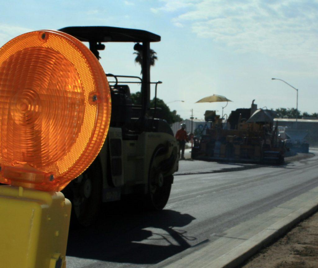Tarmac Construction - Photo by Joe Green