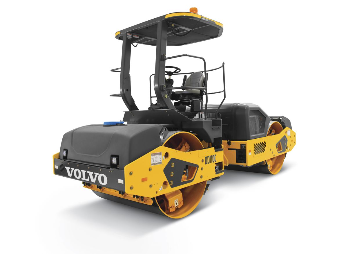 VolvoCE continues expansion of asphalt compactor lineup