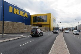 North Midland Construction paves the way for IKEA Sheffield