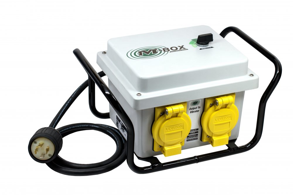 Minnich introduces M-Box Vibration Control Solution at World of Concrete