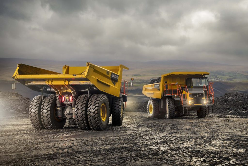 Volvo launches own range of rigid haulers