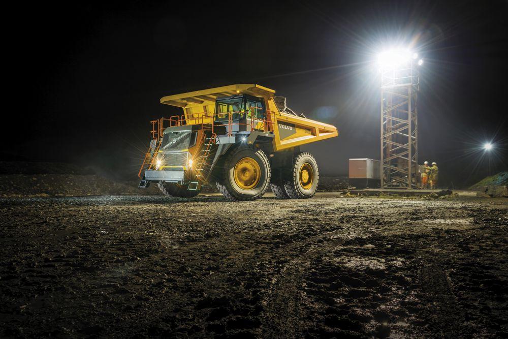 Volvo launches own range of rigid haulers