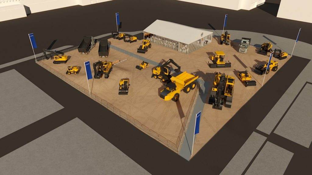 VolvoCE is Building Tomorrow at Intermat Paris 2018