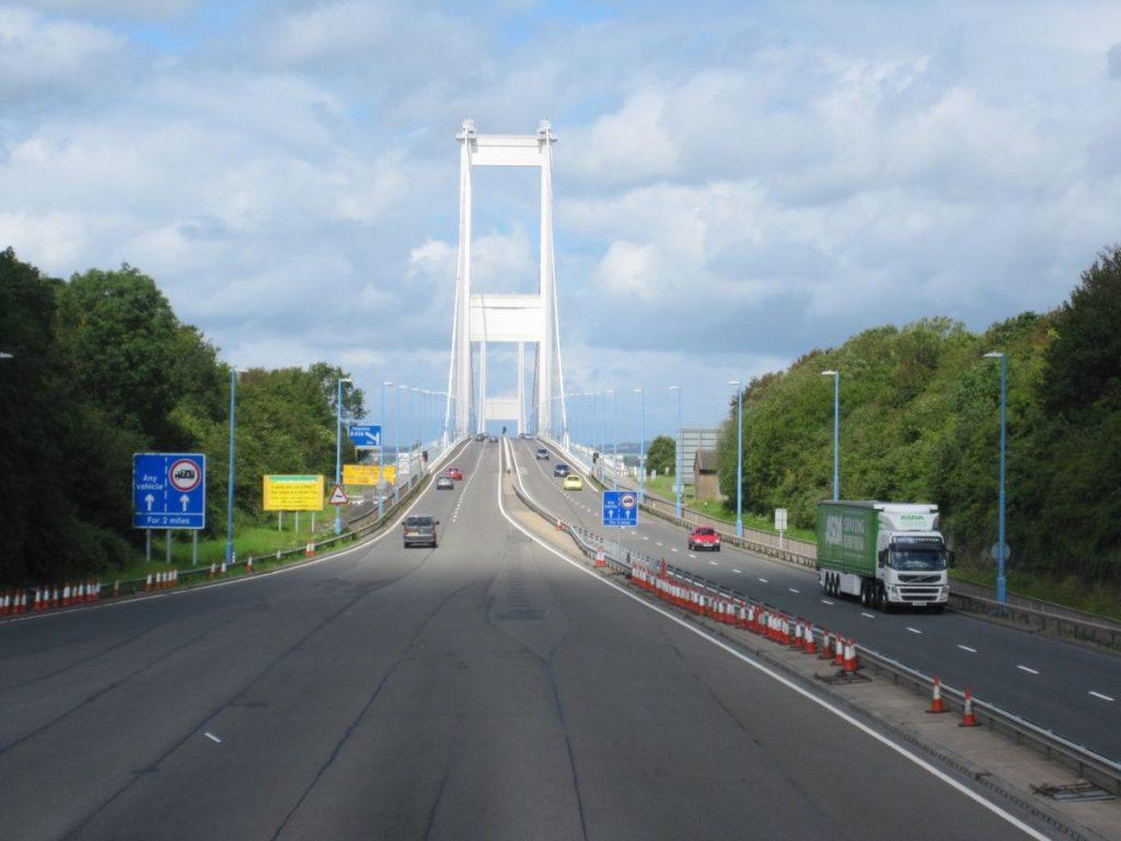 Severn Bridge - Photo by Glen Wallace