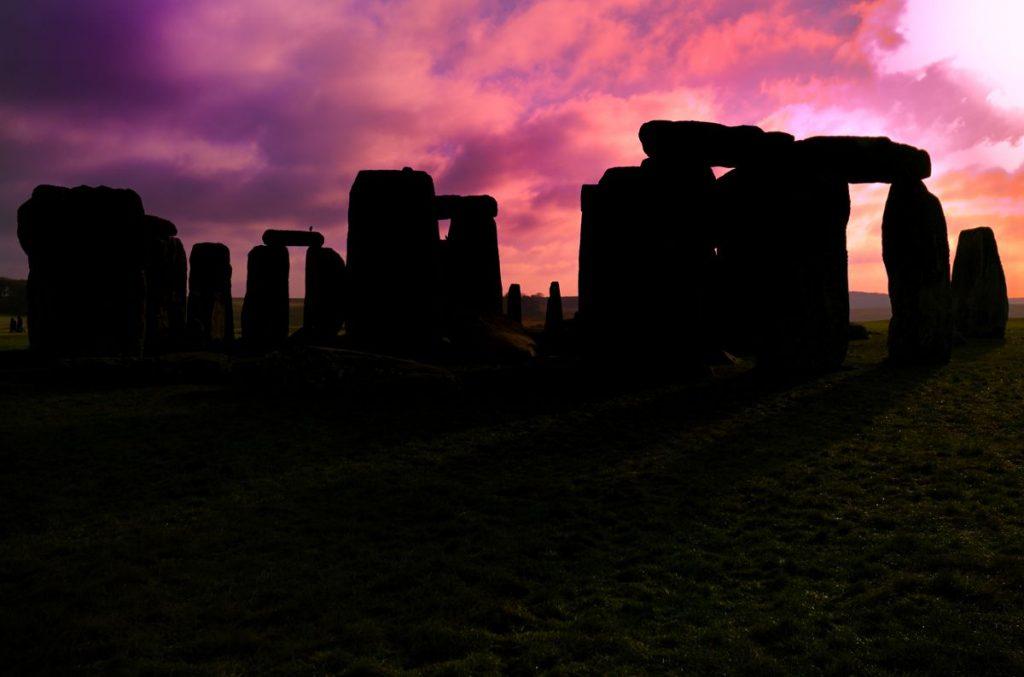 Stonehenge - Photo by ManoharD