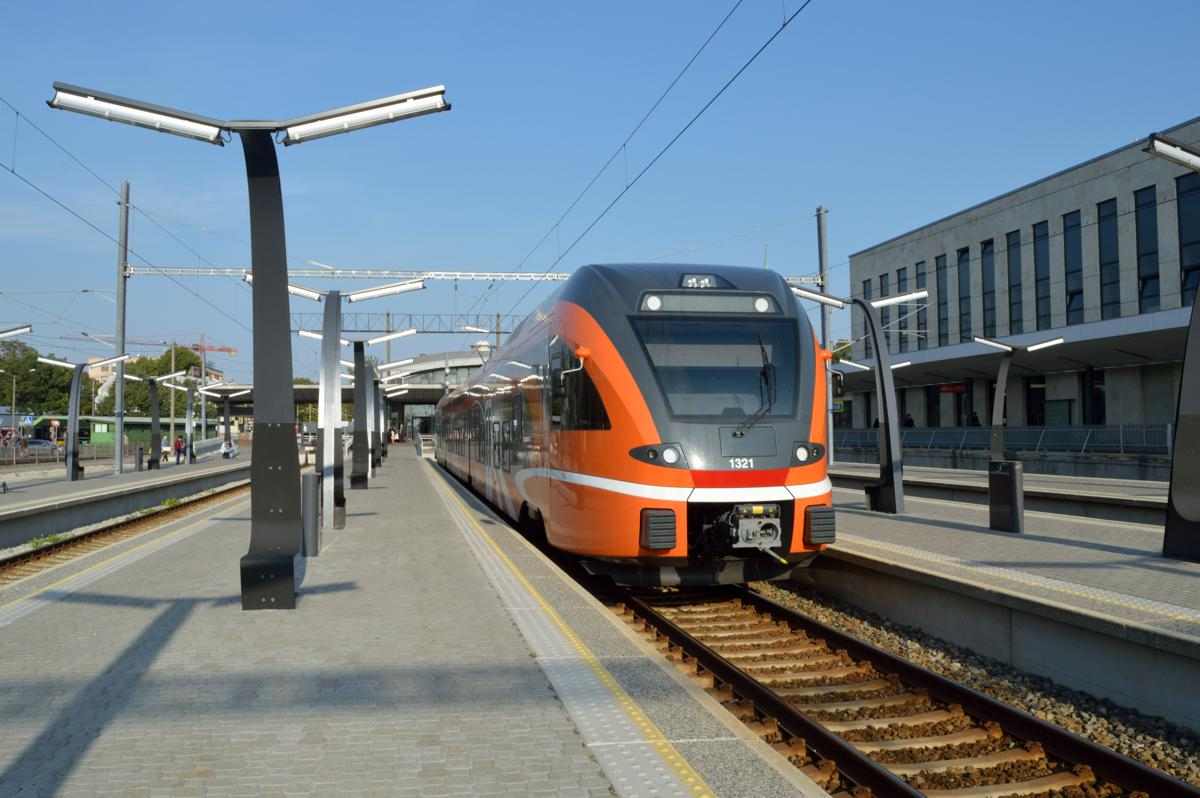 Rail Baltica announces detailed technical design tenders for Estonia and Lithuania railway