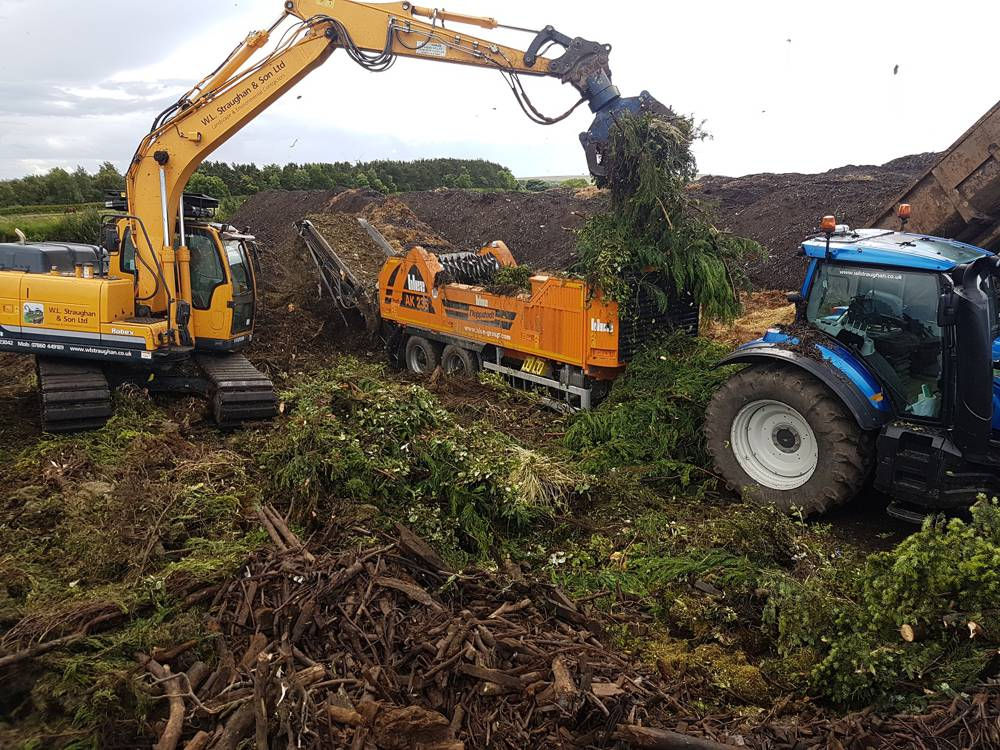 W L Straughan and Son see the wood for the trees with Hyundai fleet