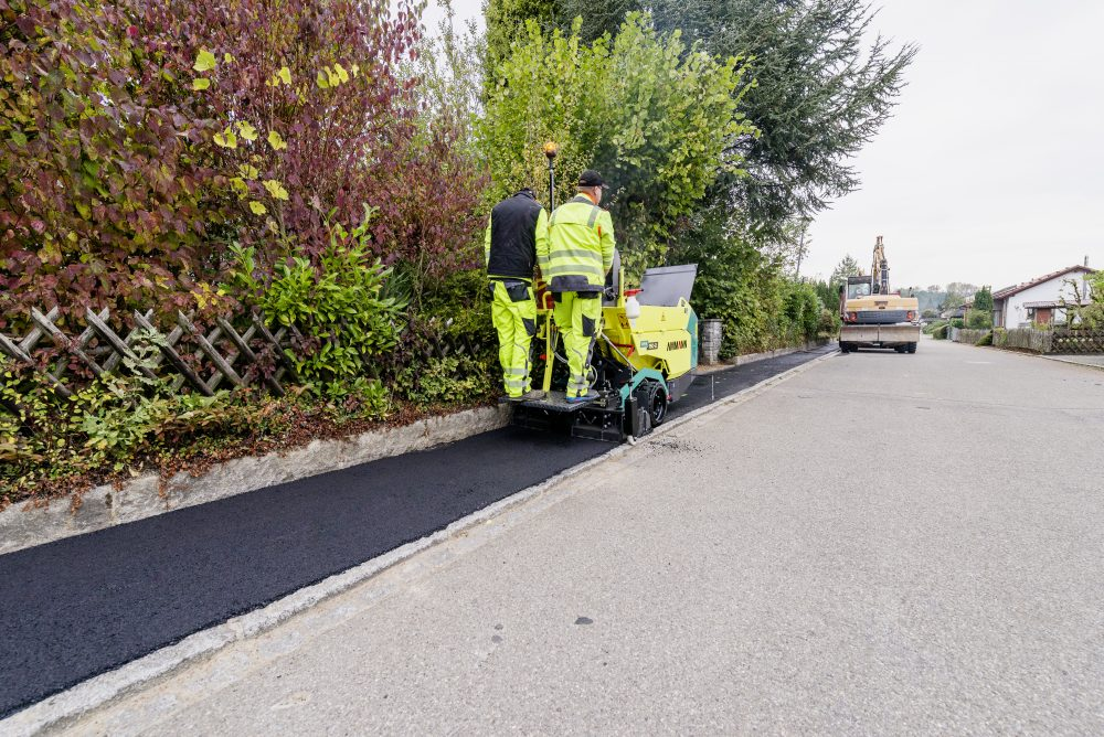 Ammann Mini Paver proves a popular choice