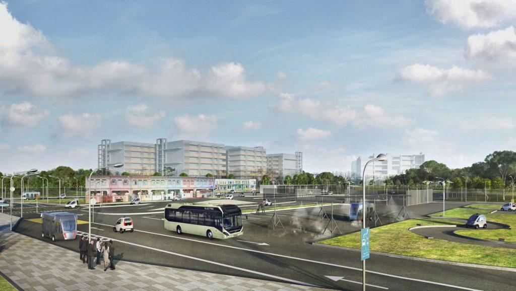 Volvo to bring autonomous electric buses to Singapore