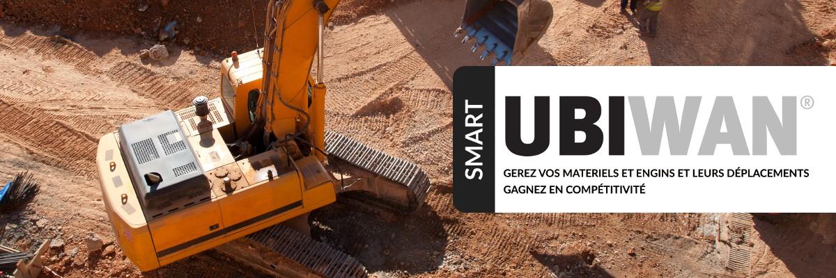 UBIWAN SMART wins Intermat Innovation Award