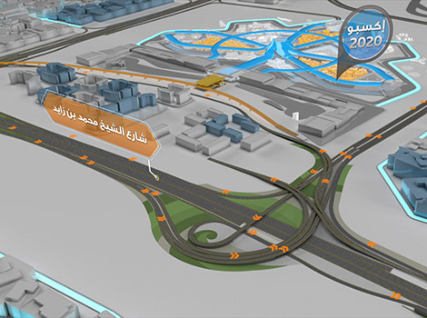 RTA awards contract for Phase 1 and 2 of Dubai 2020 Expo roads improvement project