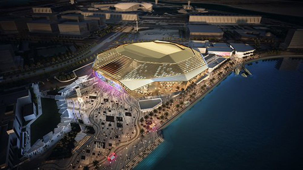 BAM appointed to deliver multipurpose Yas Arena in Abu Dhabi