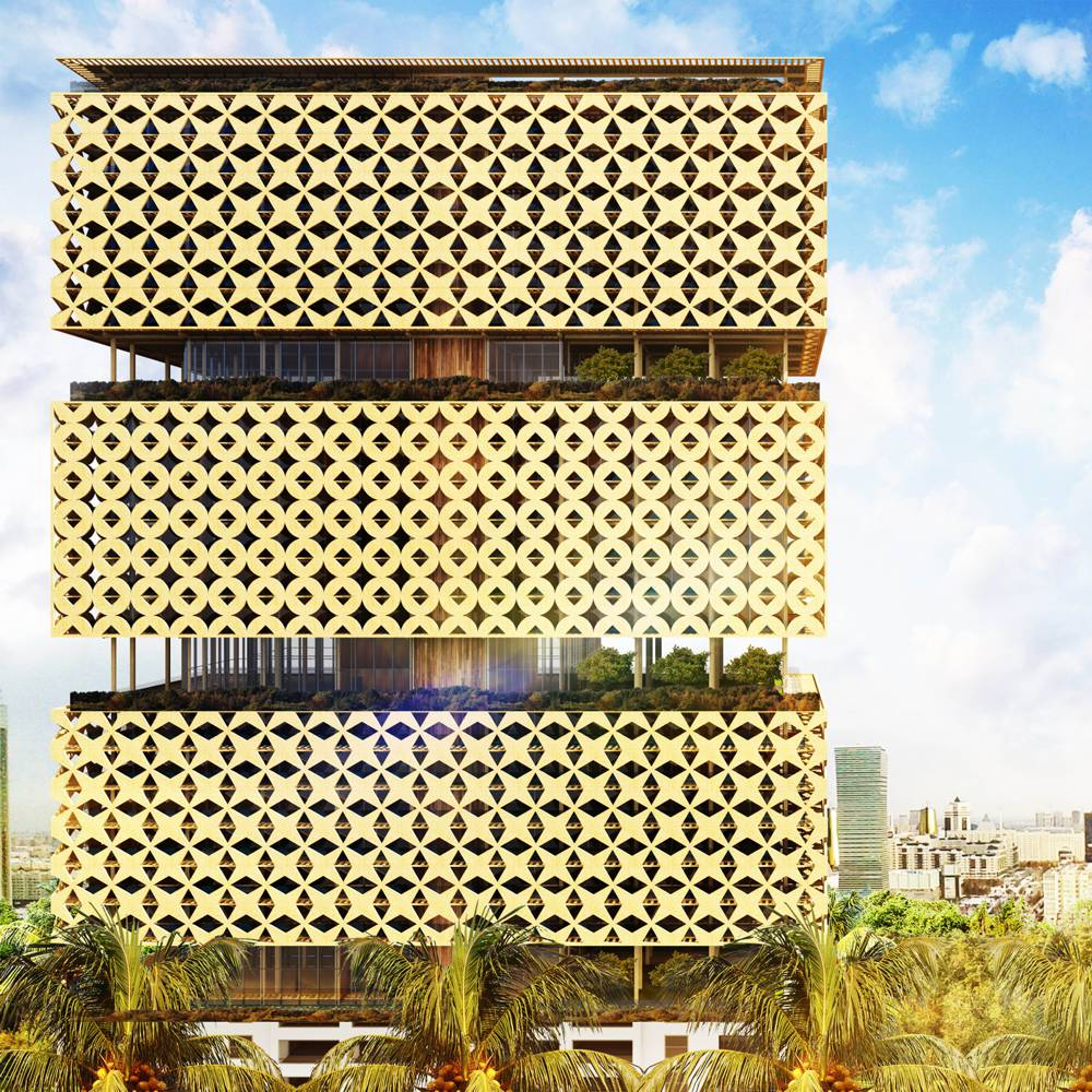 Lagos Wooden Tower could be a trendsetter