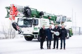 Liebherr LTM 1090-4.2 mobile crane a first for BMS