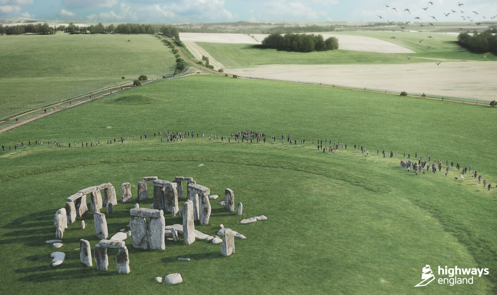 Stonehenge Historic Monument
