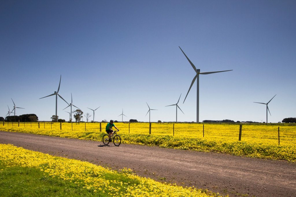 Construction begins on Queensland largest Wind Farm