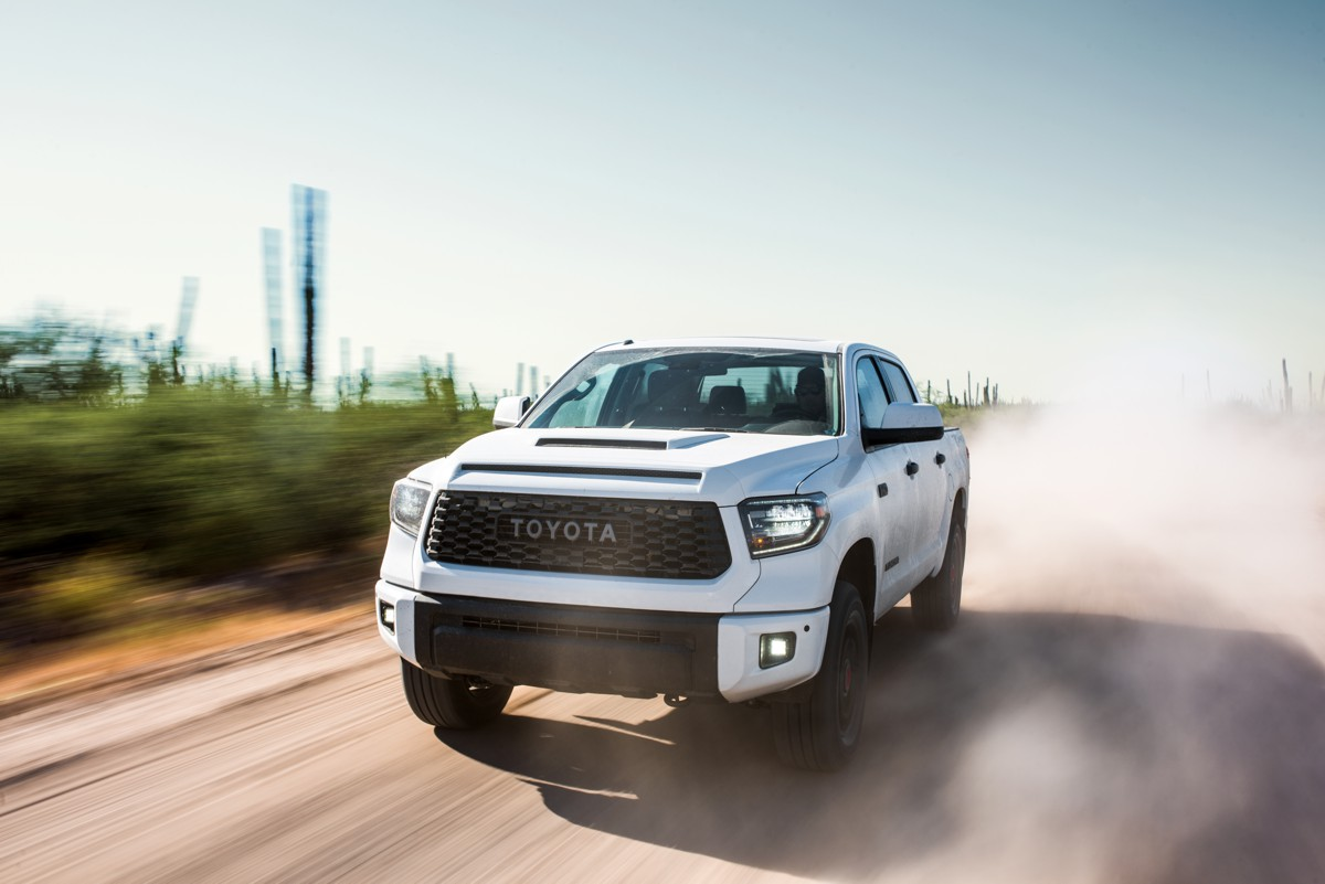 New Toyota TRD Pro Trucks delivers ultimate off-road performance
