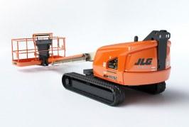 New JLG 400SC Crawler Boom Lift showcased at The Rental Show