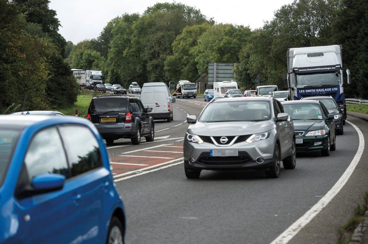 Highways England explores A417 'Missing Link' options