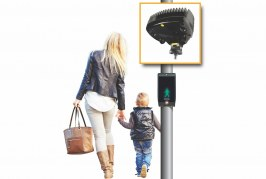 AGD launches larger zone AGD 645 Pedestrian Detector