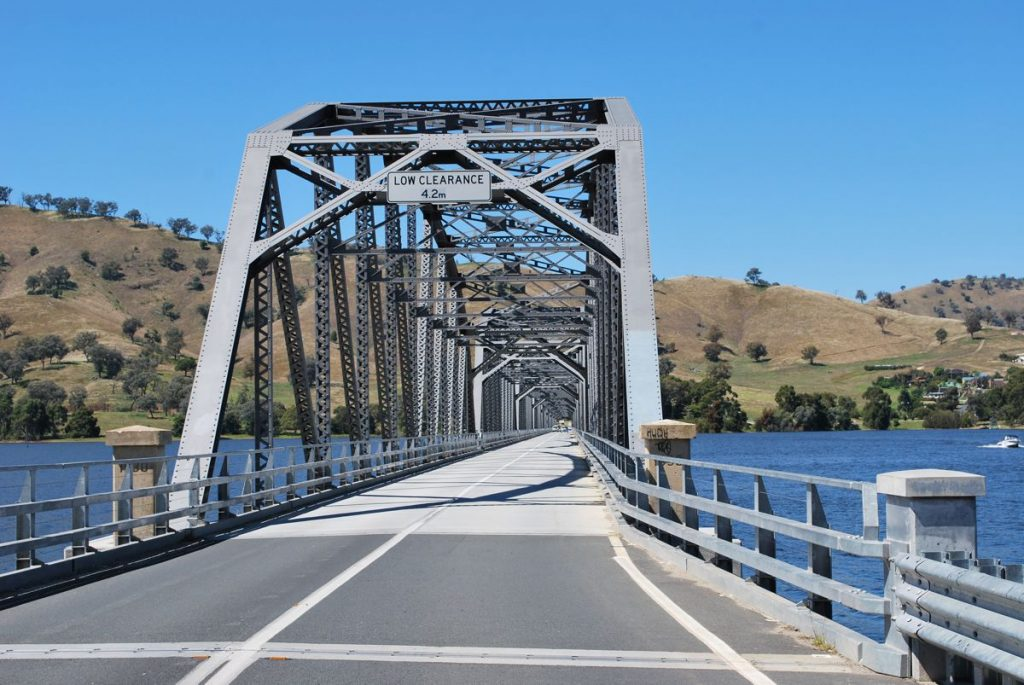 Bethanga Bridge - Photo by Matt