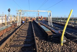 Network Rail completes £1m bridge strengthening works
