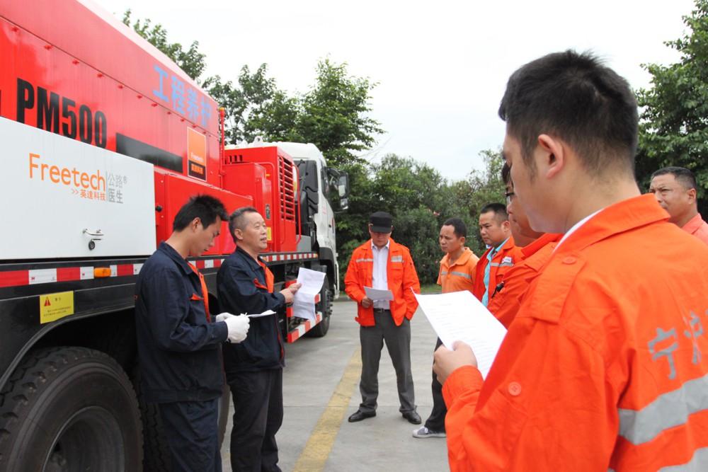 Customized Training Program for JSE Operators