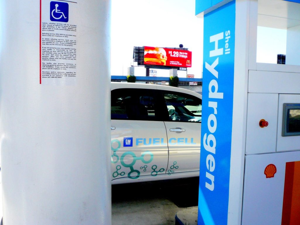 Hydrogen Pump - Photo by Ideowl