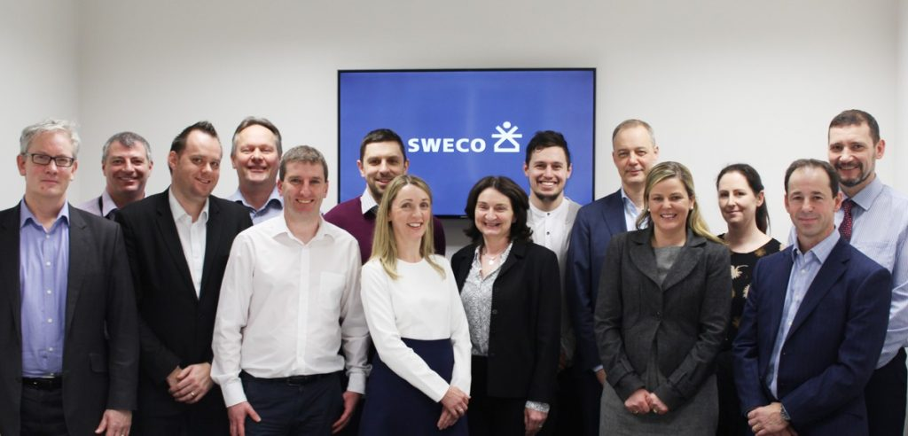 Engineering, environment and design consultancy SWECO set for Irish expansion